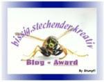 Mein 8. Award! Dicker Schmatzer an Stumpfi!