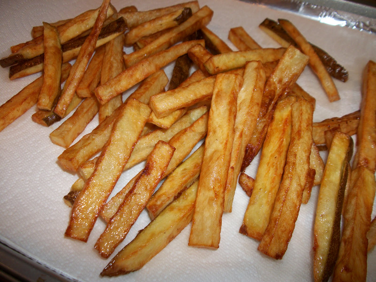 how to make french fries in ifb microwave