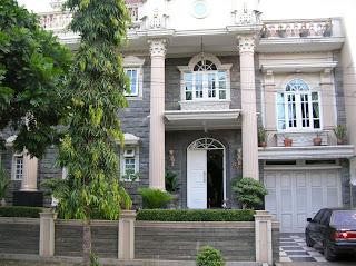 jual beli properti bandung jual rumah lux klasik romawi