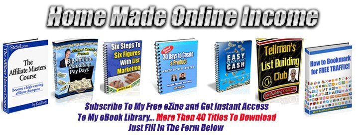 Home Made Online Income