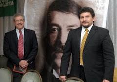 Oscar González y Richard Romero