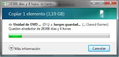 El largo adios de Windows Vista