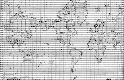 mapa, el mundo en una cancion