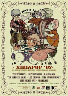 X Festival PopXiriaPop 2007