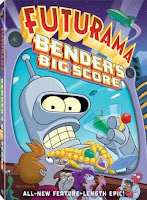 Futurama Bender Big Score