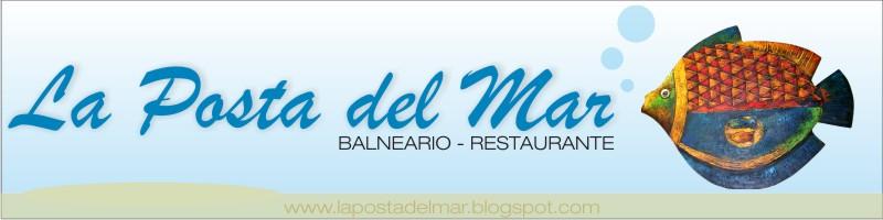 "Balneario-Restaurante ""La Posta del Mar"""