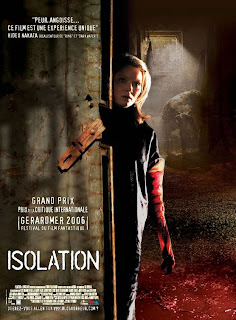 Filme quarentena - isolation