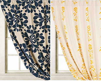 Anthropologie Curtains - Say Yes