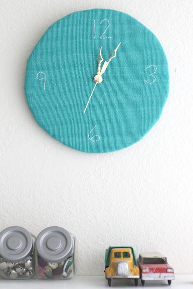 DIY: Two Handmade Clocks