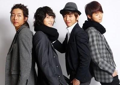 [NEWS] Lançamento do novo álbum do CN Blue foi adiado para março CN-Blue