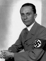 Propaganda Minister Dr. Joseph Goebbels