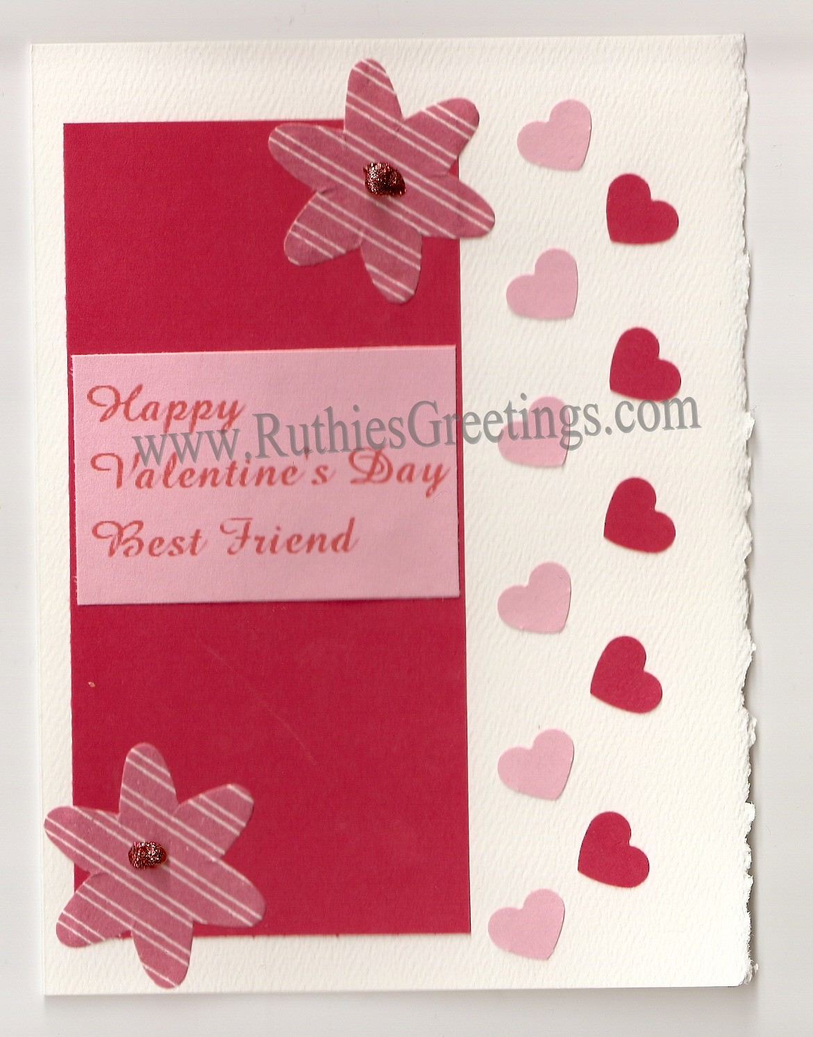 Homemade Valentine Cards Crafthubs – Make a Valentine Day Card Online