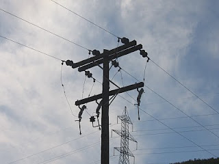 father and son; the power grid family