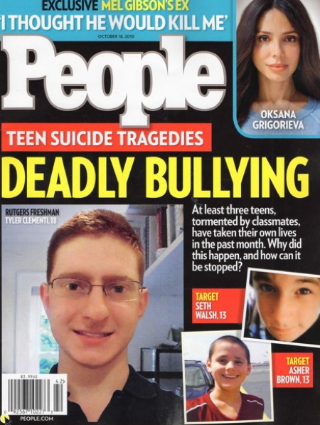 Bullying magazine