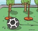 Goal! Voetbal en Doeltje - Bastiaan de Wit