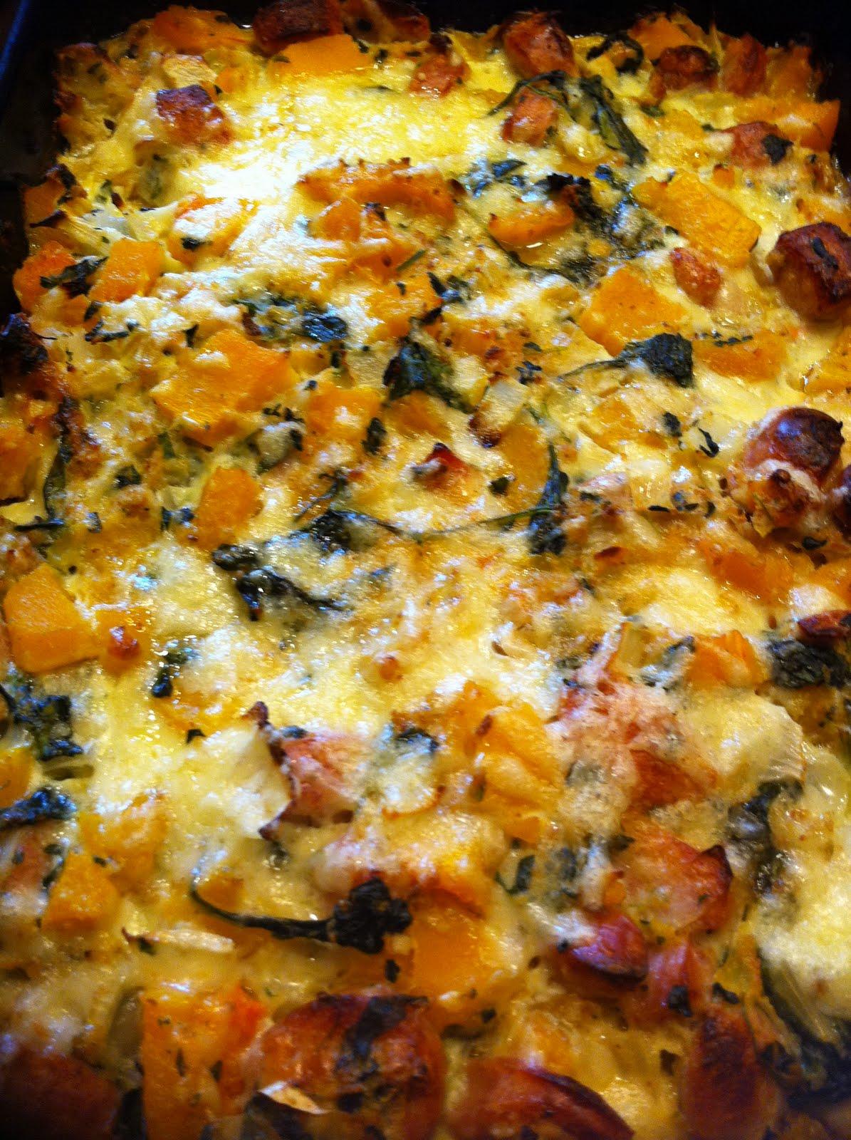 recipe: butternut squash and sausage recipes [7]
