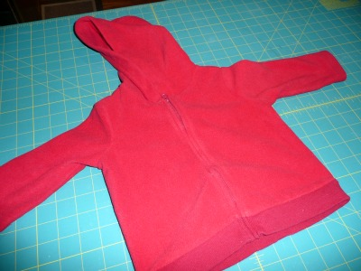 Gwenny penny: one fabric five ideas: #4 applique hoodie