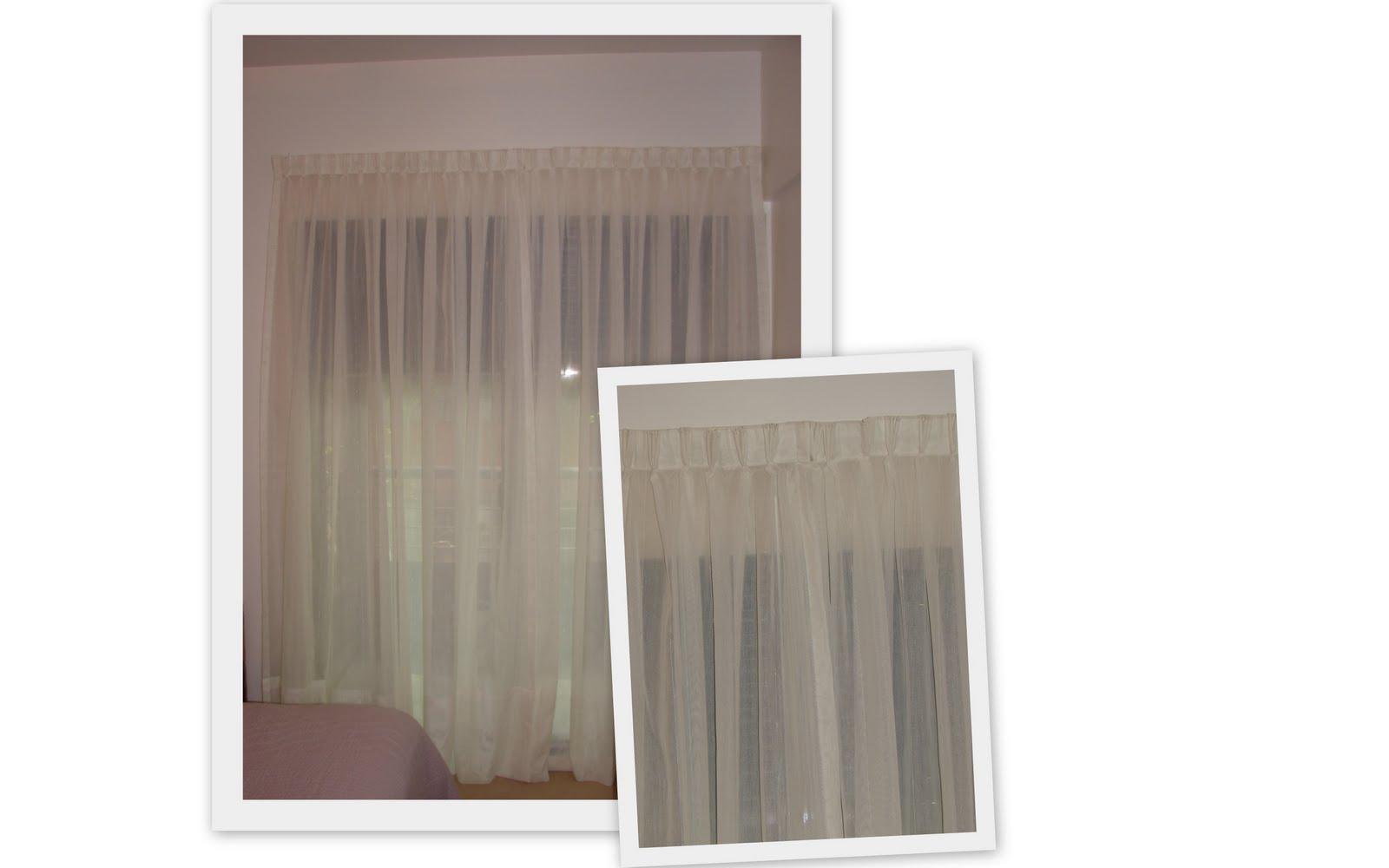 Cortinas y almohadones para la habitaci n de clarisa artesana - Cortinas para la habitacion ...