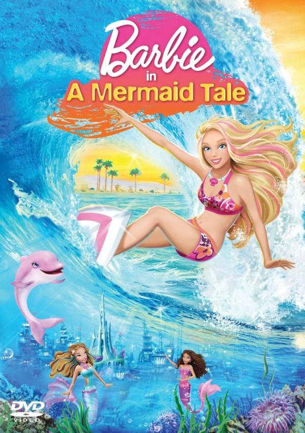 Yanny Personal Blog: Movie: Barbie in a Mermaid Tale