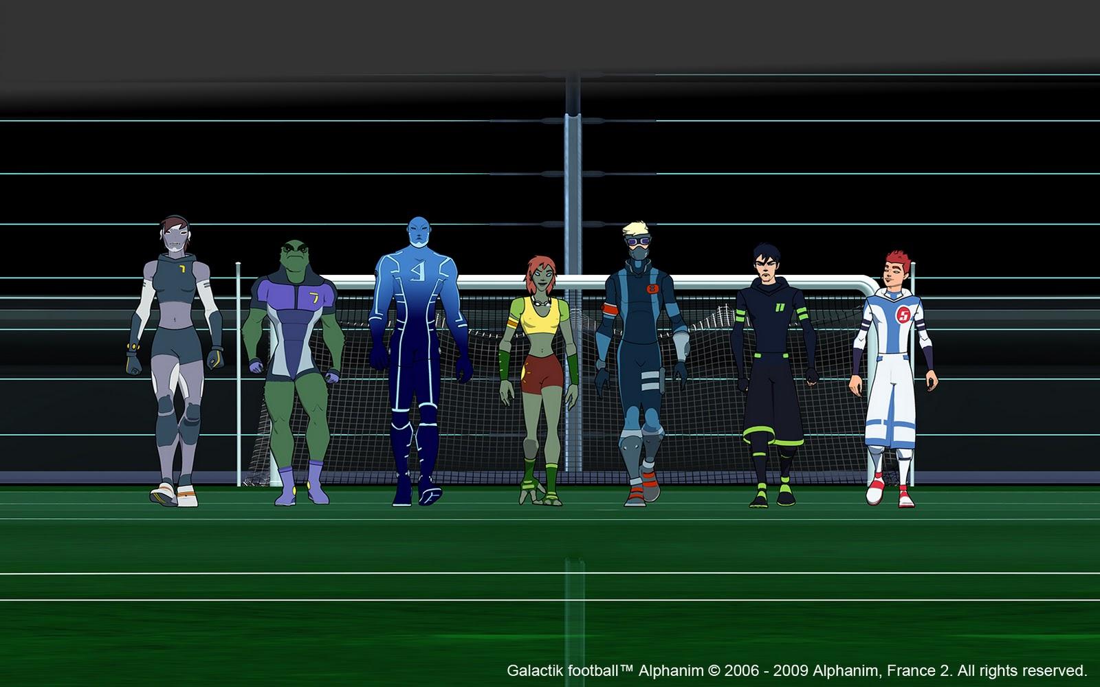 Galactic football смотреть - d0404