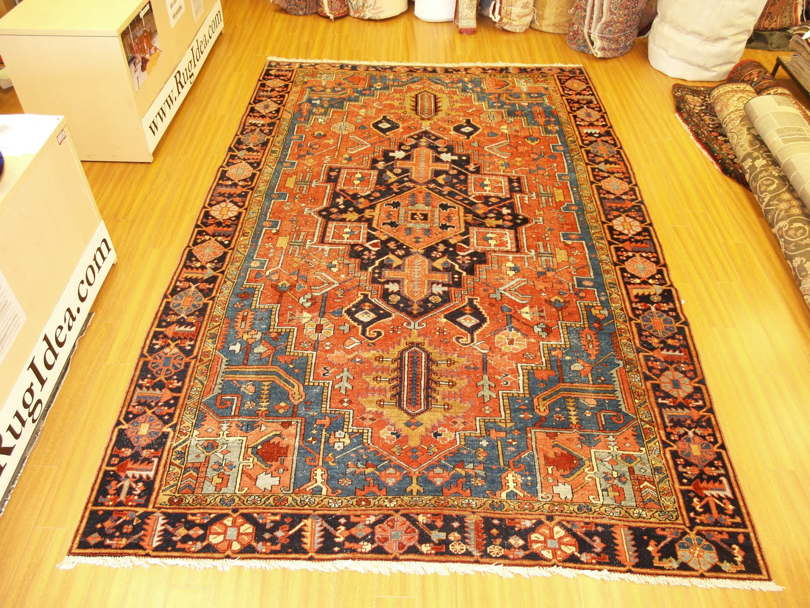 how to clean a carpet rug