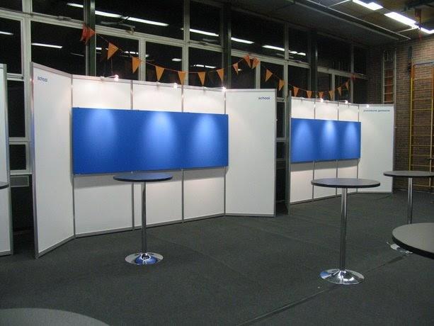 Expo Stands Monterrey : Sistemas de exhibición mamparas y stands para exposición