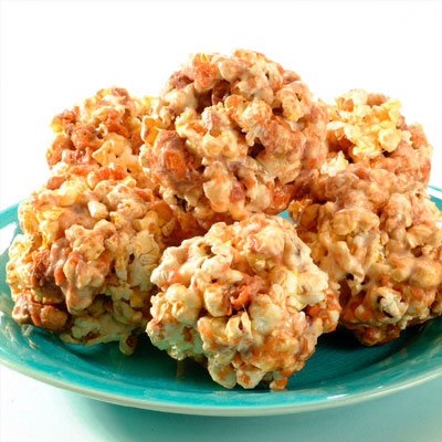 Free recipes popcorn balls