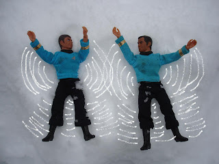 ... & Bones: The Great Ice Planet Adventure: Part 3: Snow Angel Dreaming
