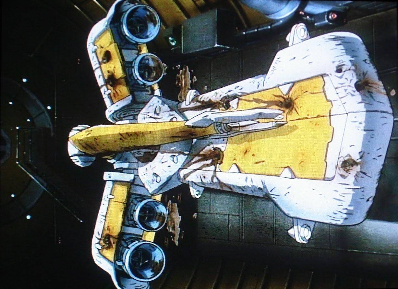 cowboy bebop ship layout