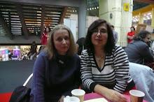 Cu criticul de film Elena Dulgheru, la un ceai