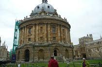 Oxford, Bibliotheca Bodleiana, 2009, Stagiu de documentare in cadrul unui grant