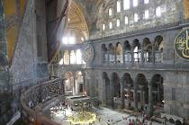 2010, Basilica Sfanta Sofia din Constantinopol (Istanbul)