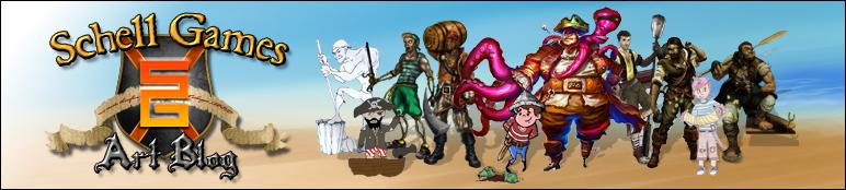 Schell Games Art Blog