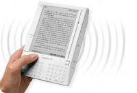 Amazon.com's Kindle e-reader