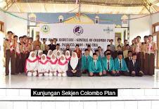 Bersama dengan Miss Patricia Yoon - Moi Chia dari Colombo Plan