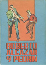 ¡Ostras! ¡Que viene Roberto Alcázar!