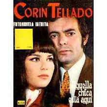 Corin Tellado... fotonovelas para chicas soñadoras...