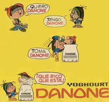 Otro anuncio de Danone... el que más recuerdo...