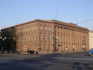 Das Haus der germanischen Botschaft