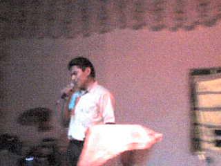 Obehed Santos Kantando