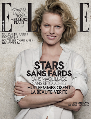 I can't stop blogging you!: Les stars en couverture sans ...
