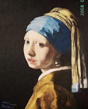"""Ma """"Jeune Fille à la Perle"""""""