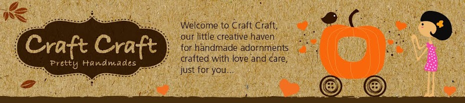CraftCraft  -pretty handmades-