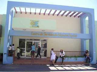 One of the nine Service Centers for Special Education in Puerto Rico.