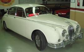 Jaguar MK II 3.8 l.