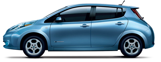 Personal impressions nissan leaf electric car price for 80kw ac synchronous electric motor