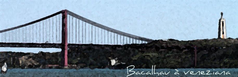 Bacalhau à veneziana