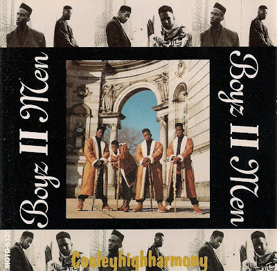 Boyz II Men - Cooleyhighharmony (1991)