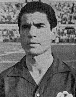 Piru Gainza con la zamarra de la selección española