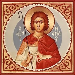 San Mamés martir